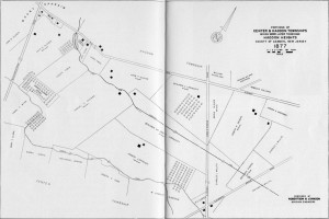 Center & Haddon Twp Portions - 1877 Map - Haddon Heights Annexed