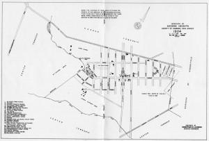 Haddon Heights Map-1904