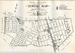 Haddon Heights Map-1931