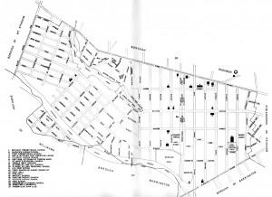 Haddon Heights Map-1966