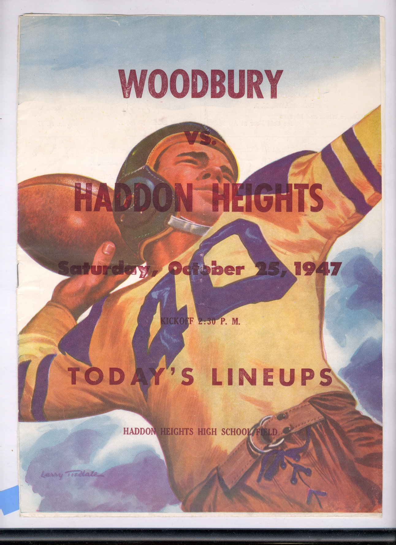 footballprogram-1947-10-25