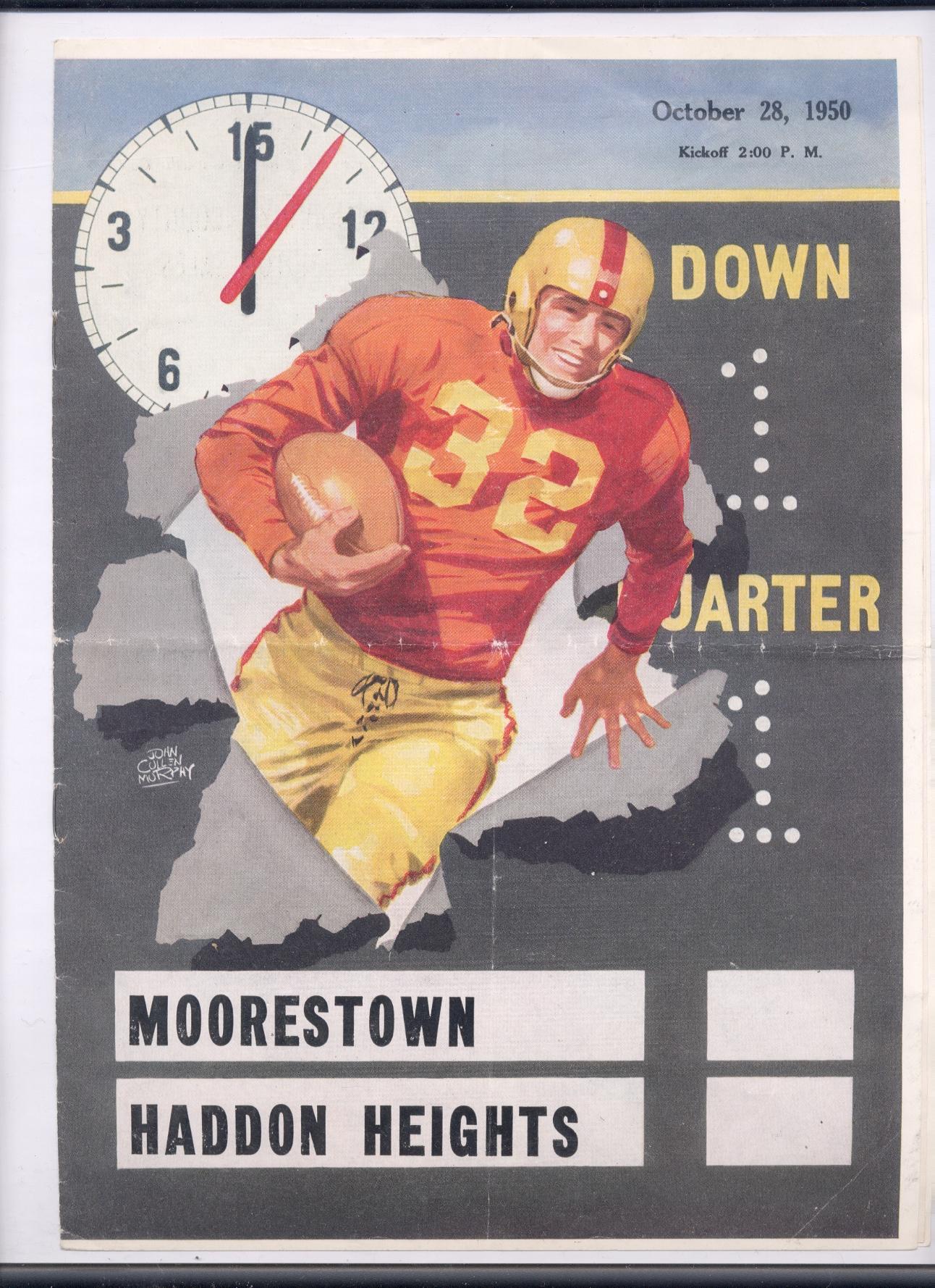 footballprogram-1950-10-28