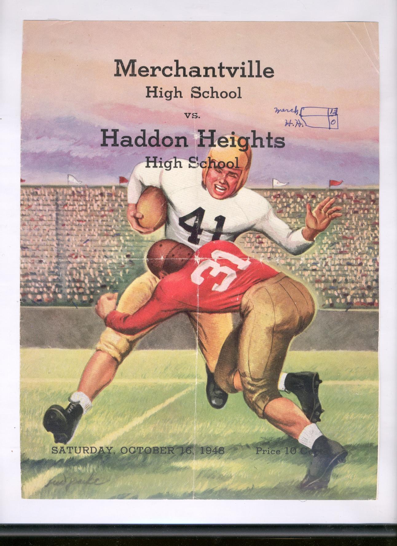 footballprogram-1948-10-16
